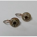 Rose Gold Designer Earrings