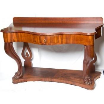 Mahogany Hall Table C1880