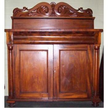 Australian Cedar Sideboard Chiffonier