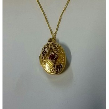 9ct Gold Locket
