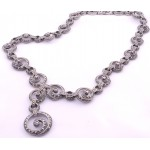 Magnificent Art Deco Style Marcasite Necklet