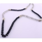 Striking Long Designer Necklace