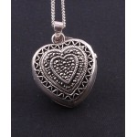 Lovely Marcasite Locket