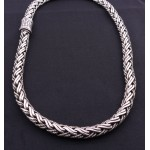 Unusual Silver Chain